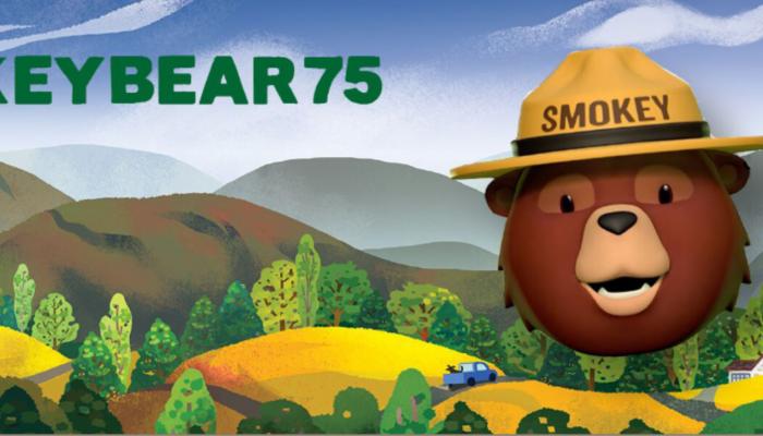 Smokey Bear Celebrates 75th Birthday With Celebrity Friends In Animated Emoji Campaign