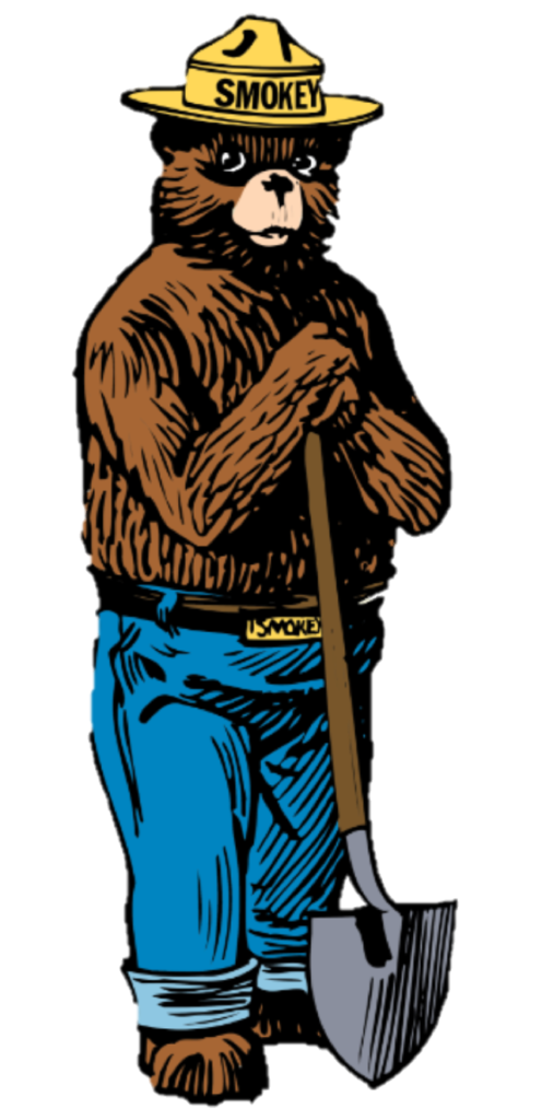 Smokey Bear - National Association of State Foresters